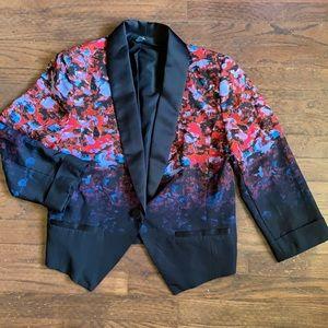 Short dress jacket